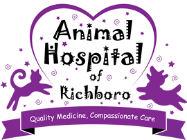 Animal Hospital of Richboro Logo